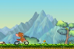 Jerry super bike